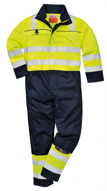FR60 - HIVIS MULTI-NORM COVERALL